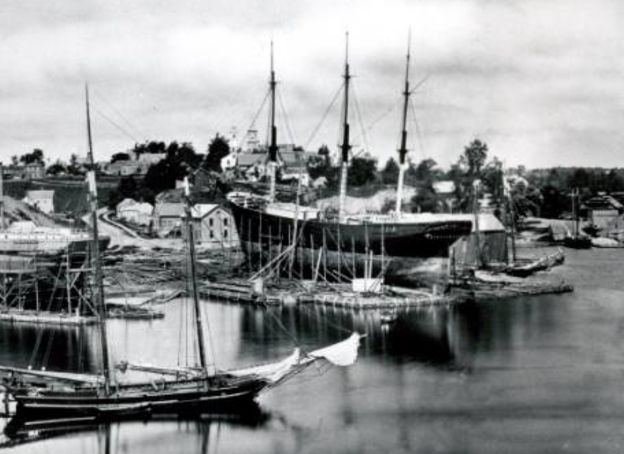 Yarmouth: Harbor History