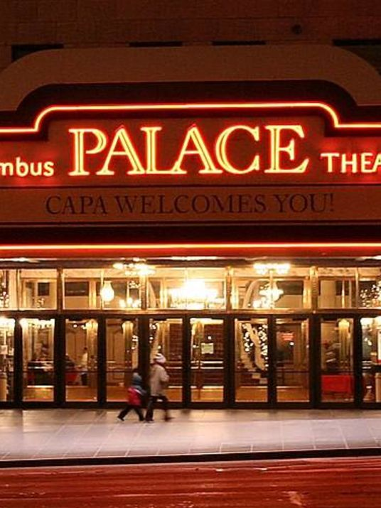Palace Theatre banner