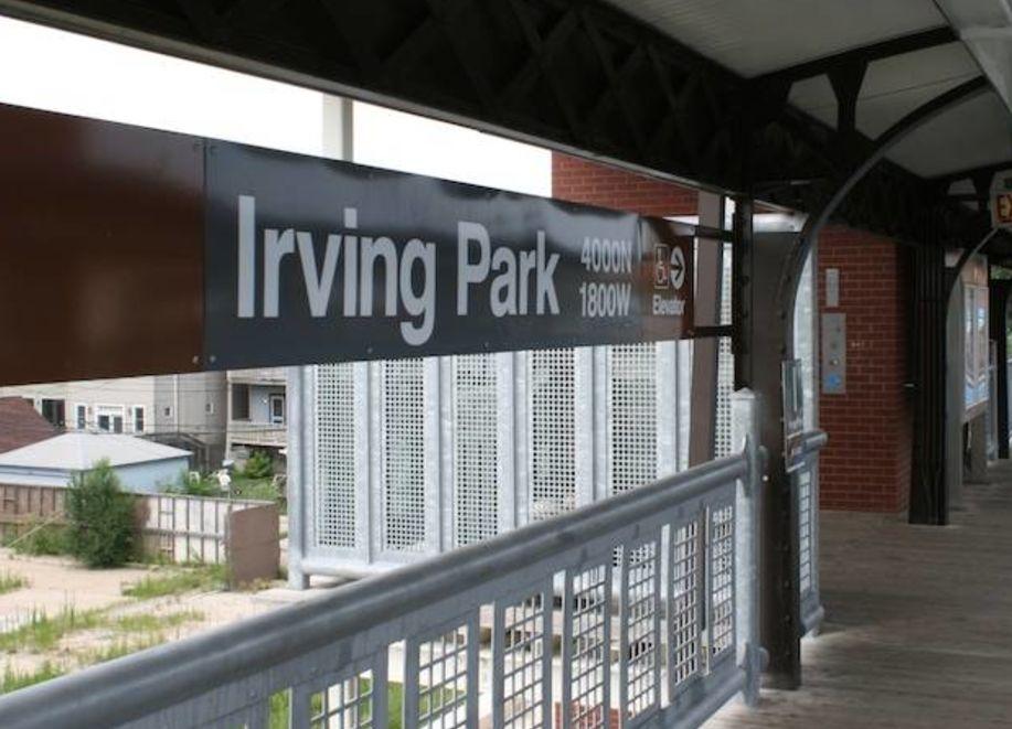 Irving Park Brown Line