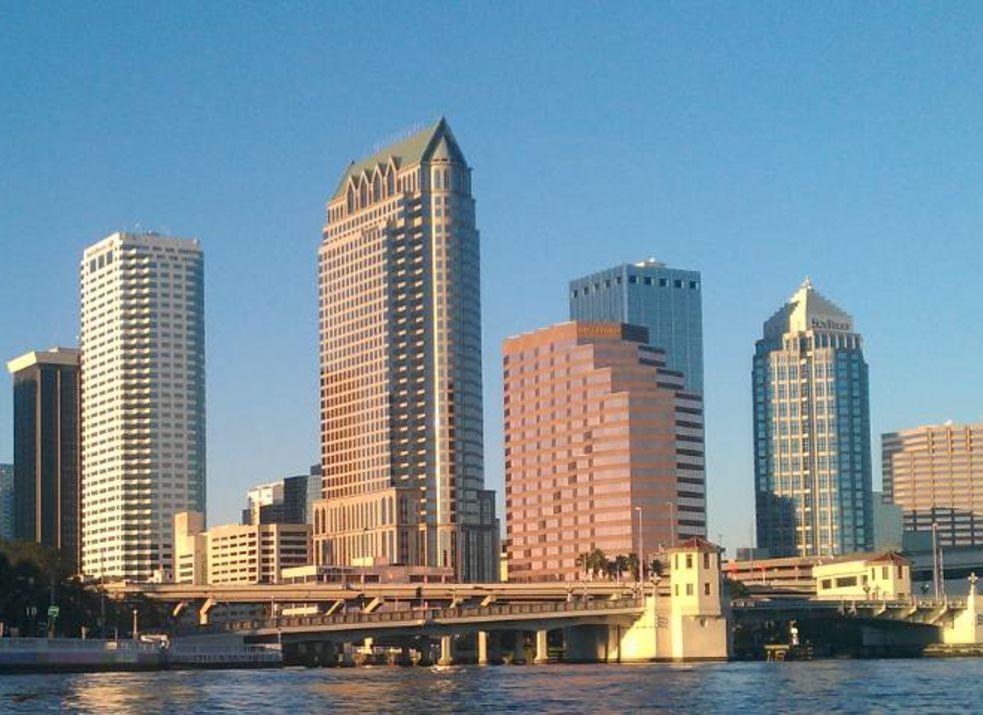Tampa Architecture Tour