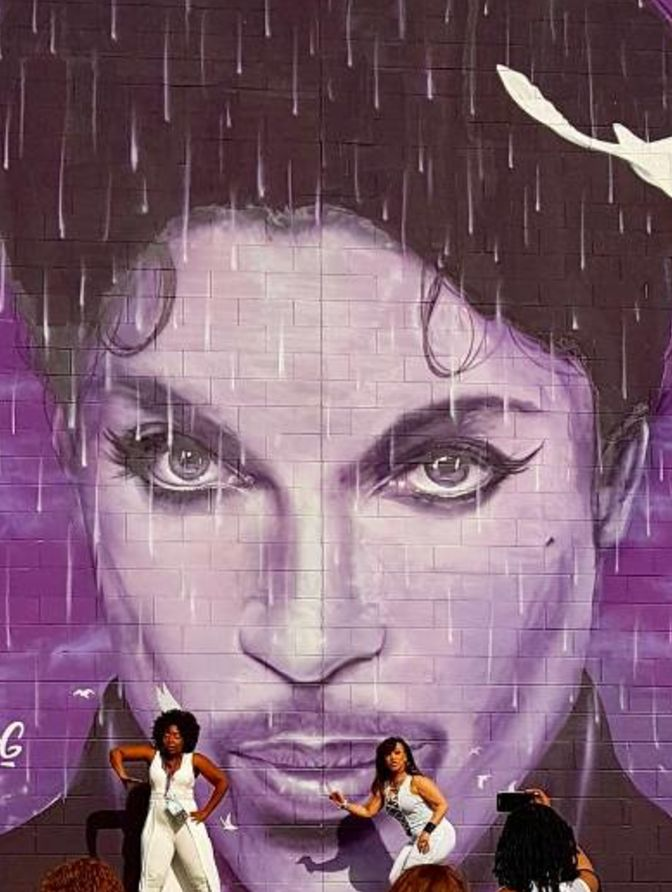 """Purple Rain"" meets ""When Doves Cry"" cover"
