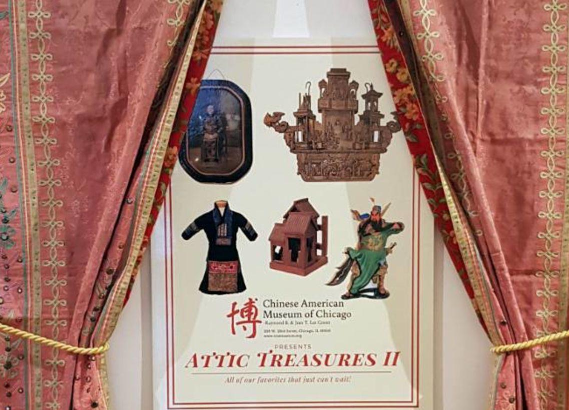 Temporary Exhibit- Attic Treasures II