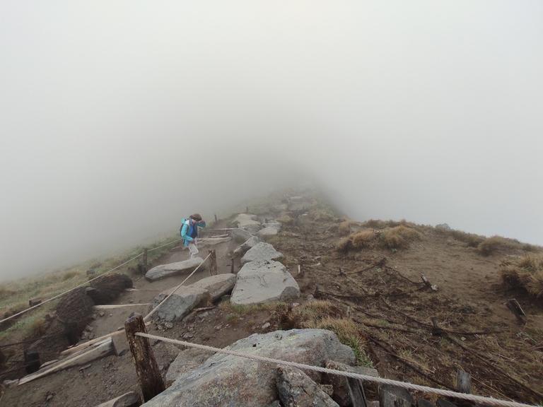 Hiking Volcano in Auvergne