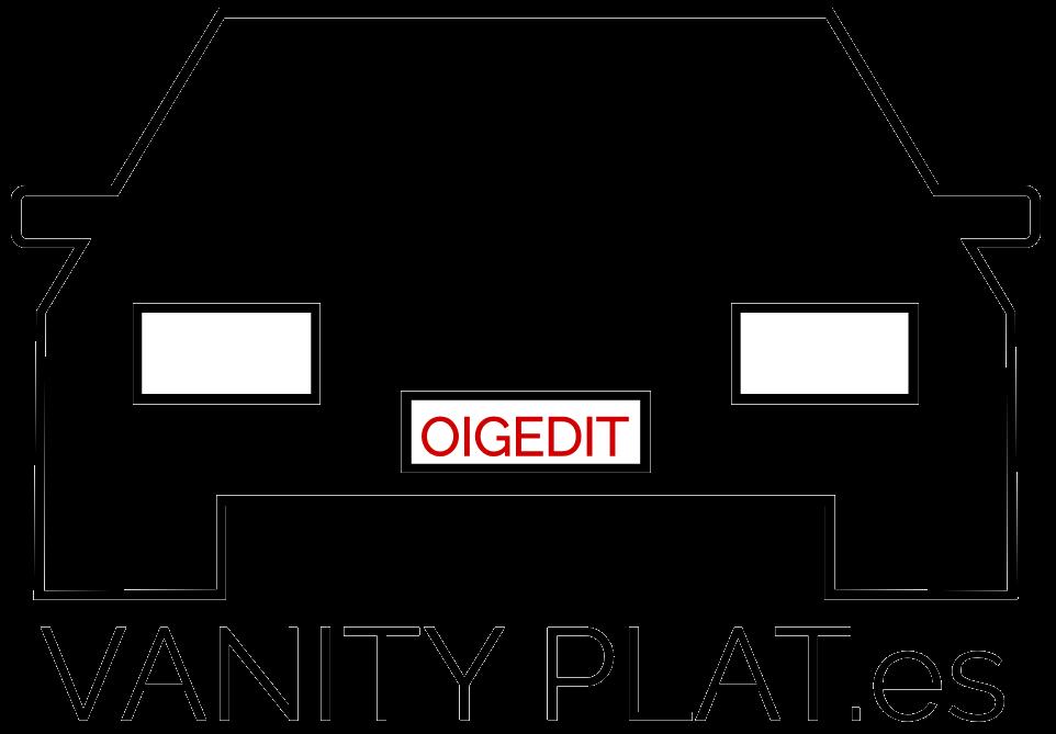 Vanity Plates