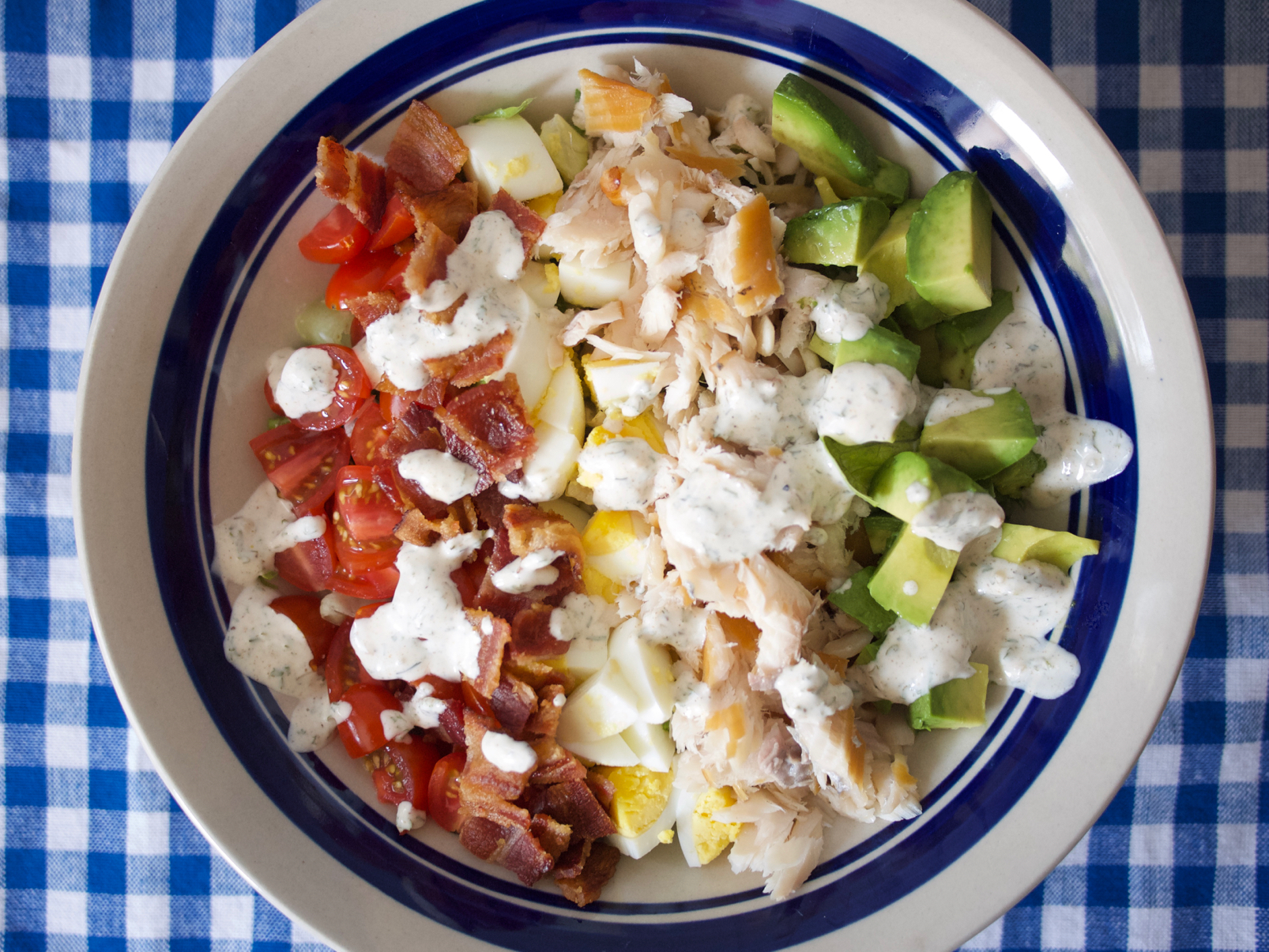 Chesapeake Cobb Salad