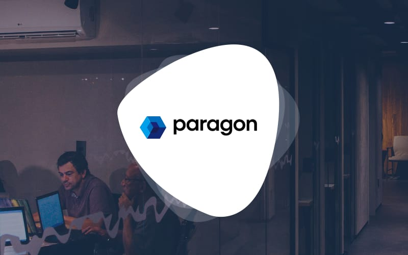 Employee Engagement at Paragon Digital saw a rise of 4.5% with the help of Vantage Circle