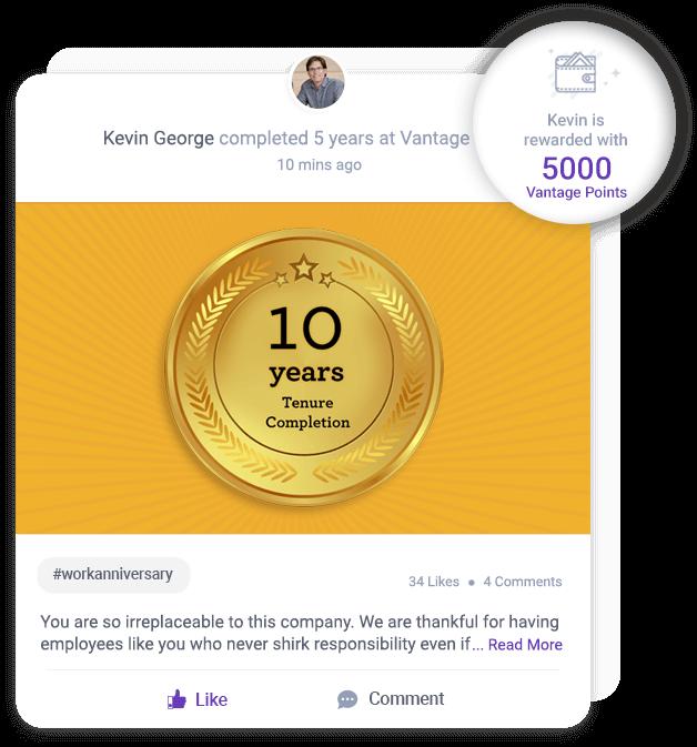 Automated Rewarding