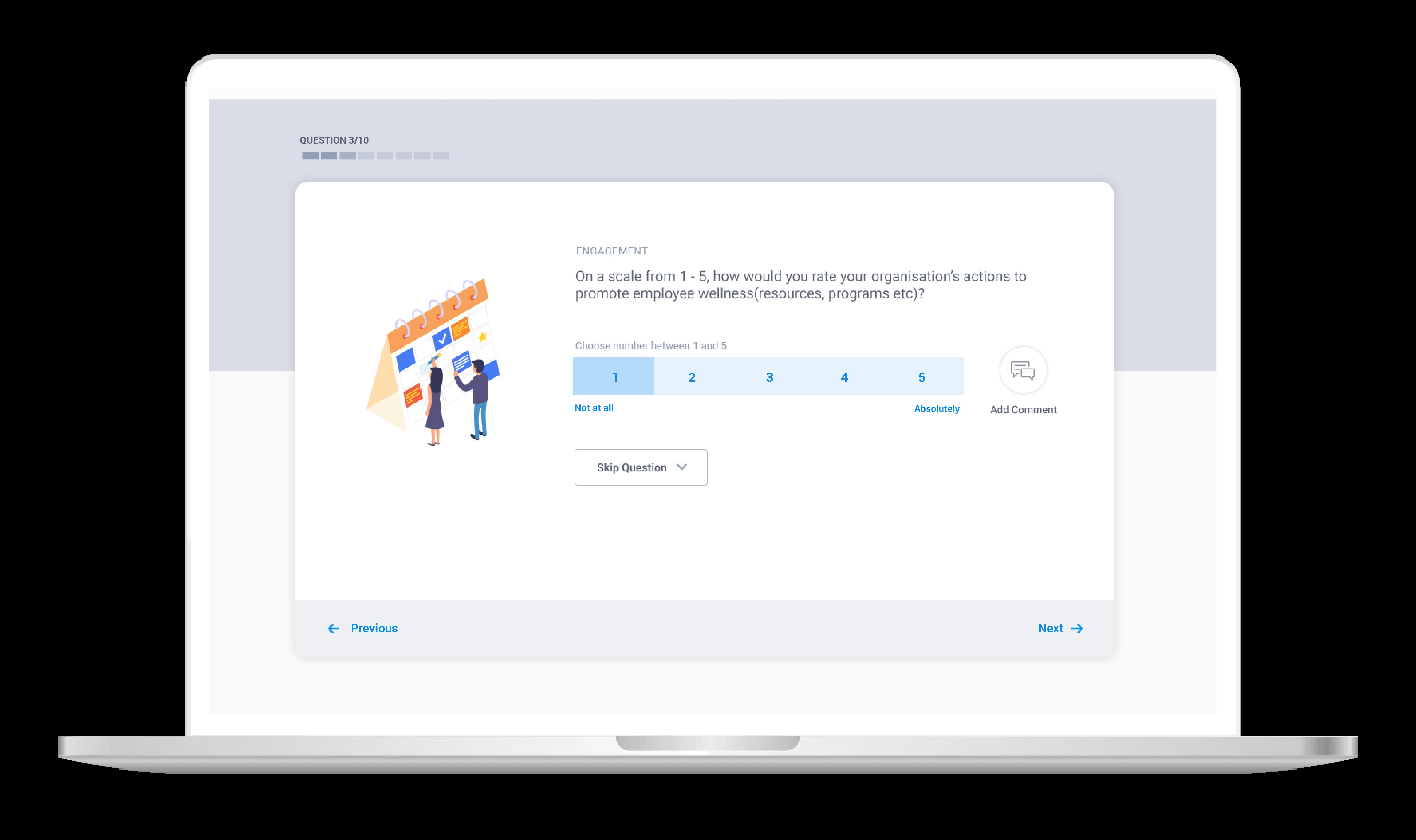 Employee Survey Feedback Tool