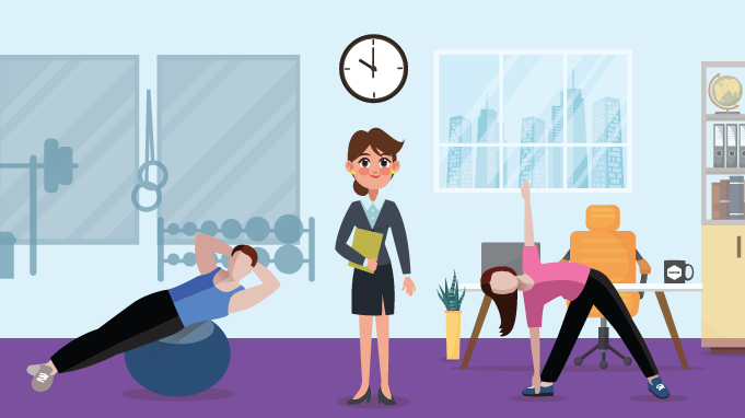 21 Cost Effective Wellness At Workplace Ideas For 2019