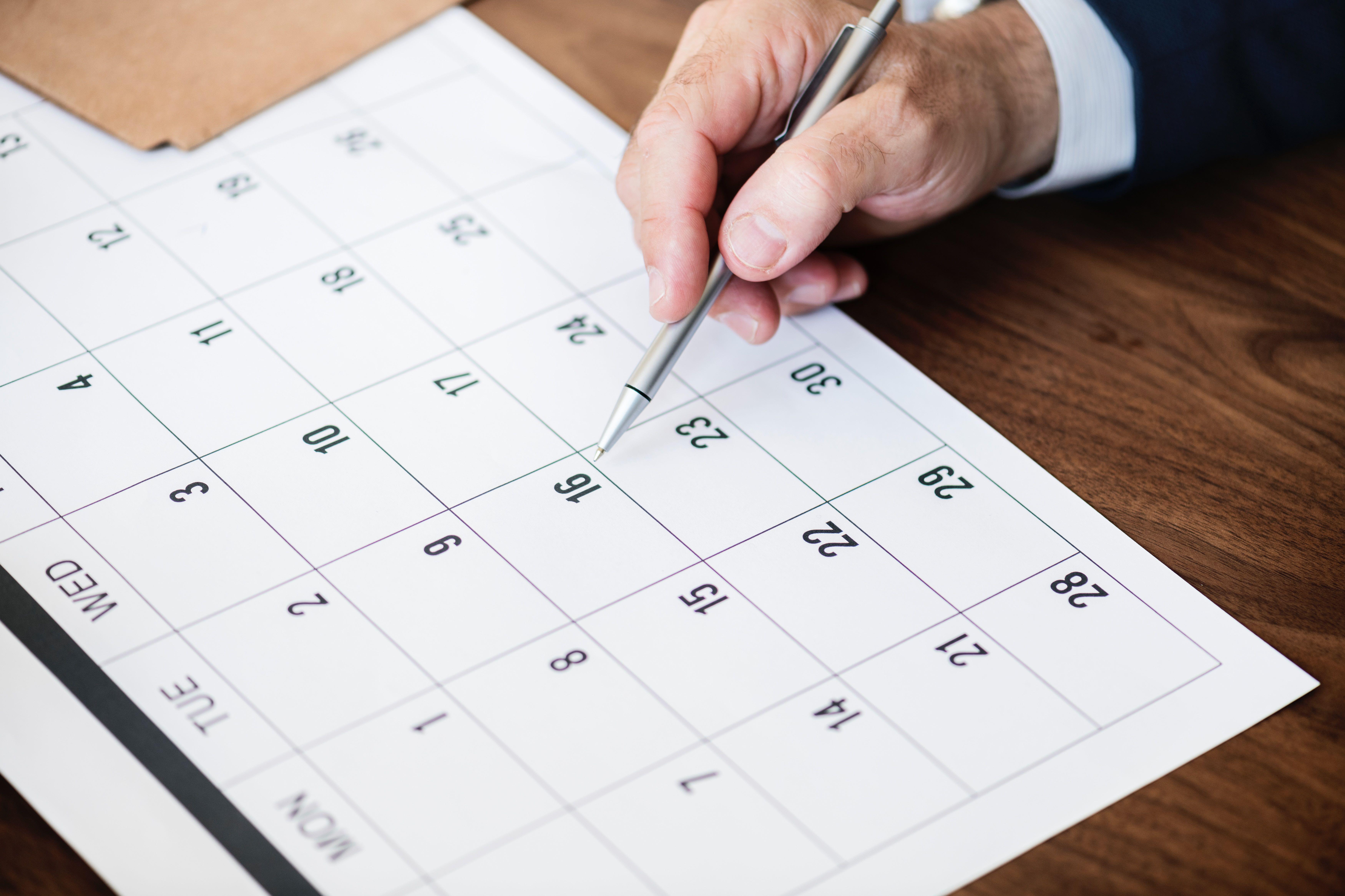 one on one meetings - proper schedule
