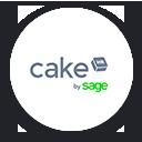 Cake HR Logo