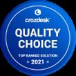 Crozdesk award2