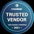 Crozdesk award3