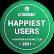 Crozdesk award4
