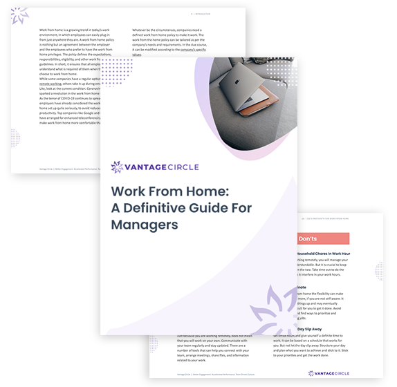 Work from Home: A Definitive Guide for Managers