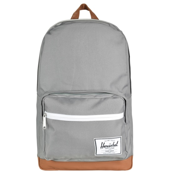 Herschel Pop Quiz Backpack Rucksack 45 cm Laptopfach grau