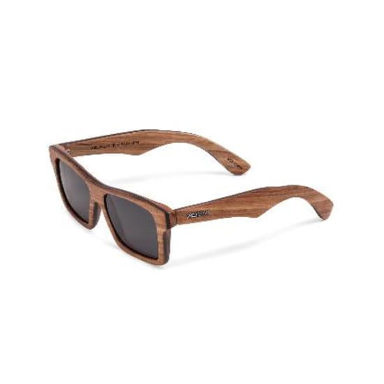 Wood Fellas SUNGLASSES VIKTUALIEN Sonnenbrille braun