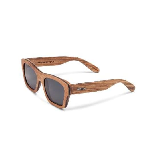 Wood Fellas SUNGLASSES SÄBENER Sonnenbrille braun