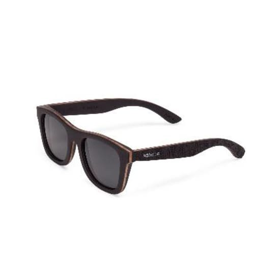 Wood Fellas SUNGLASSES STACHUS (SE) Sonnenbrille ebony-ethno