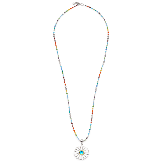 Leonardo ESTATE HALS KETTE Damen multicolor