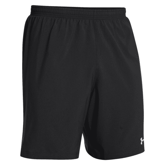 Under Armour Hustle Short de running Hommes noir