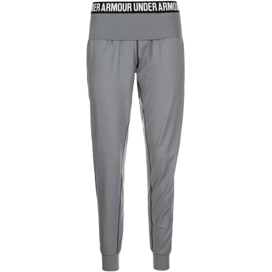 Under Armour Downtown Knit Jogger Pantalon de survêtement Femme gris-noir