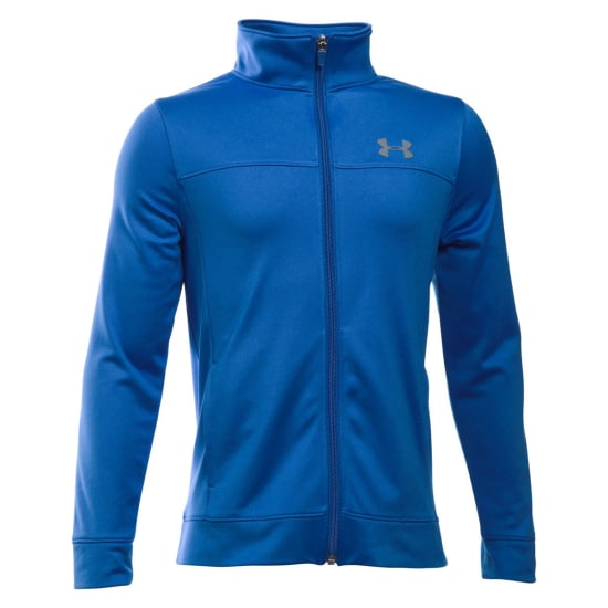 Under Armour Pennant Warm Veste running Enfants bleu
