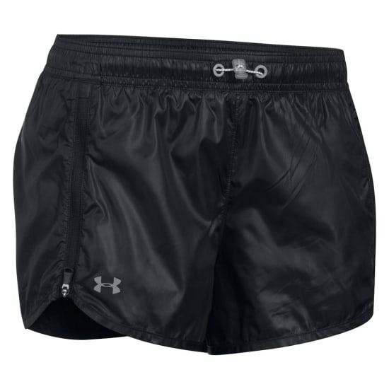 Under Armour Accelerate Short de running Femme noir