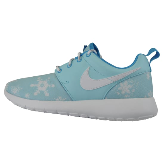 Nike ROSHE ONE PRINT (GS) Sneaker Low Kinder blau