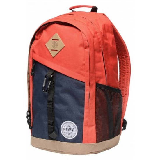 Element CYPRESS RUCKSACK Herren rot