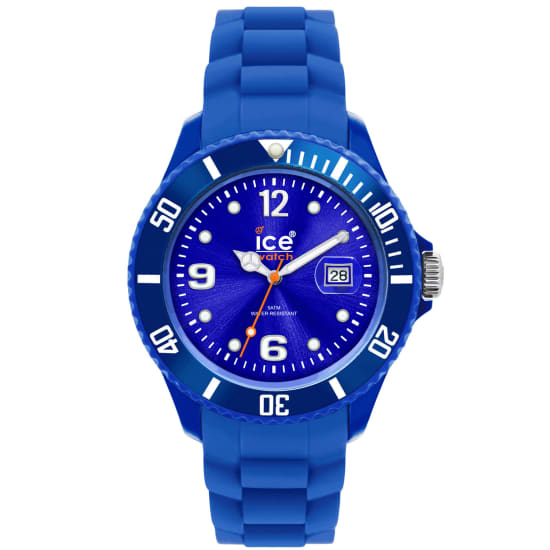 Ice-Watch SILI BLUE Quarzuhr Damen blau