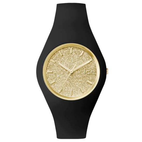 Ice-Watch ICE GLITTER Quarzuhr Damen gold