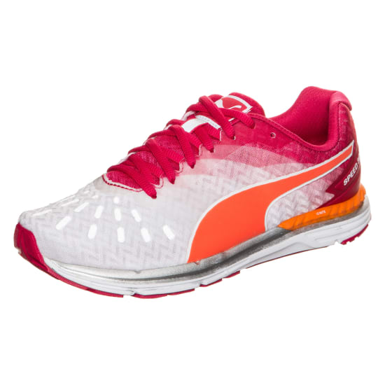 Puma Speed 300 IGNITE chaussures Femme blanc-rouge