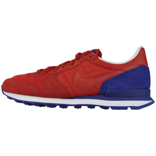 Nike INTERNATIONALIST Sneaker Herren rot