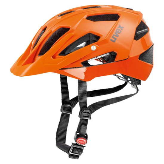 Uvex QUATRO MTB Helm Damen orange
