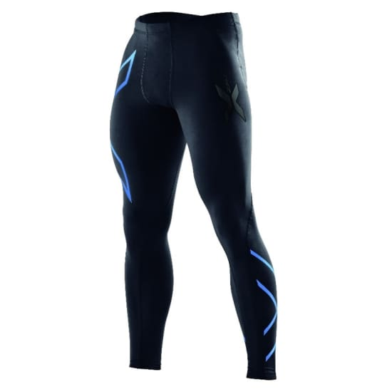 2XU COMPRESSION TIGHTS Herren schwarz