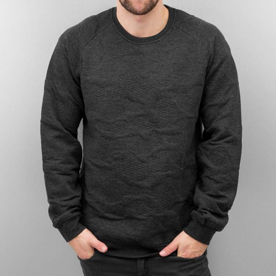 Jack & Jones ORIGINALS LAND SWEATSHIRT Herren grau