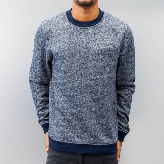 Jack & Jones CORE ANDY SWEATSHIRT Herren blau