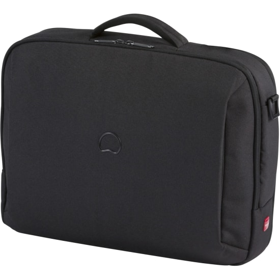 Delsey Mouvement Laptoptasche 40 cm schwarz
