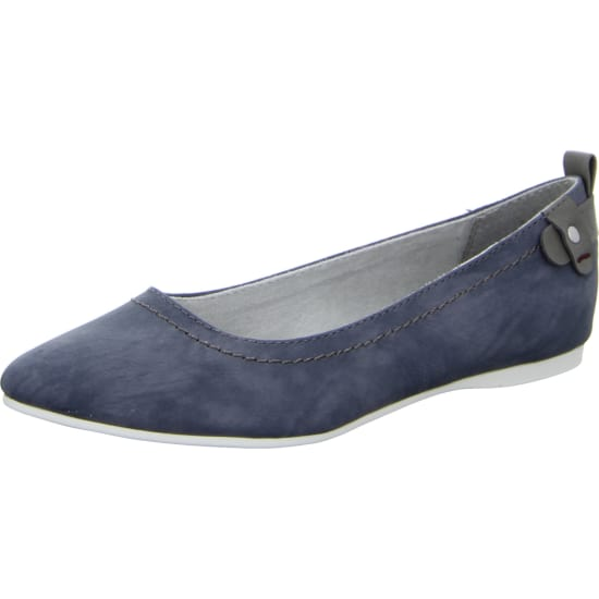 sOliver BALLERINAS Damen blau