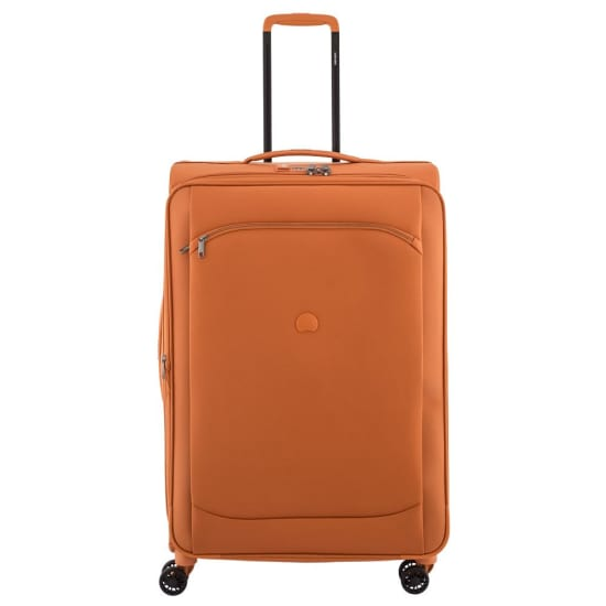 Delsey MONTMATRE AIR 4-ROLLEN-TROLLEY 77 CM ERWEITERBAR Koffer orange
