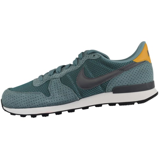 Nike WMNS INTERNATIONALIST PREMIUM Sneaker Damen blau