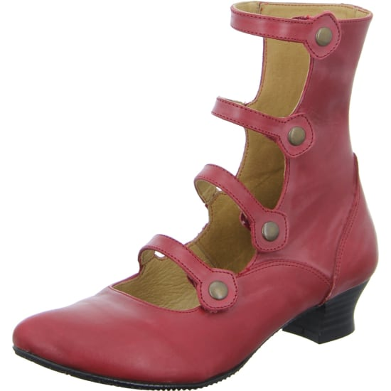 Double You STIEFELETTE 46707 Damen rot