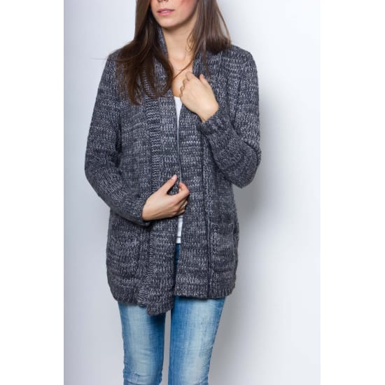 Element MUSE CARDIGAN Damen grau