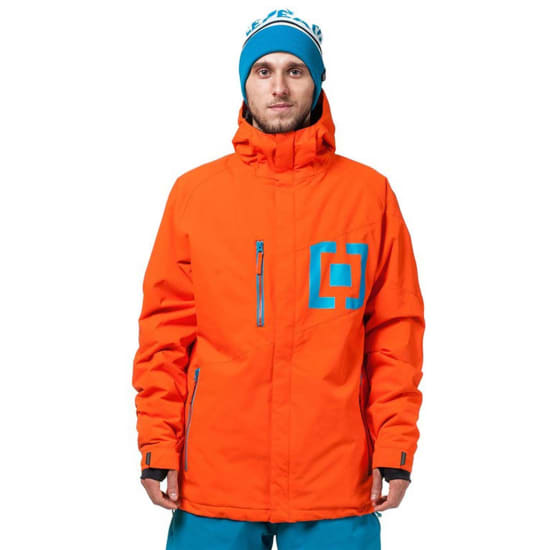 Horsefeathers VALOR SNOWBOARDJACKE Herren orange