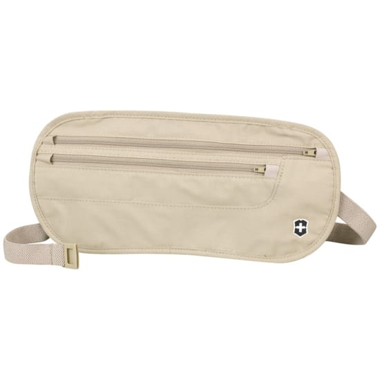 Victorinox LIFESTYLE SECURITY 3.0 DELUXE CONCEALED SECURITY BELT GÜRTELTASCHE 29 CM beige