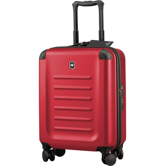 Victorinox Spectra 2.0 Global Carry-On 4-Rollen-Kabinentrolley 55 cm rot