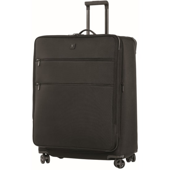 Victorinox Lexicon 30 Dual-Caster Carry-On 4-Rollen-Trolley 76 cm exp. schwarz