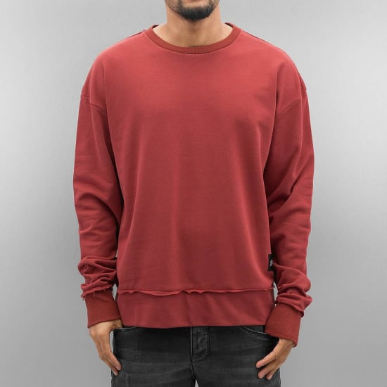 Sixth June DROP SHOULDER SWEATSHIRT Herren rot