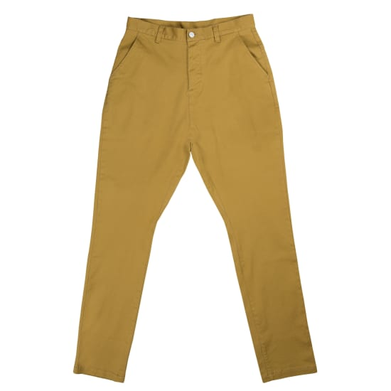 Colour Wear COLOUR STOFFHOSE Chino Herren beige